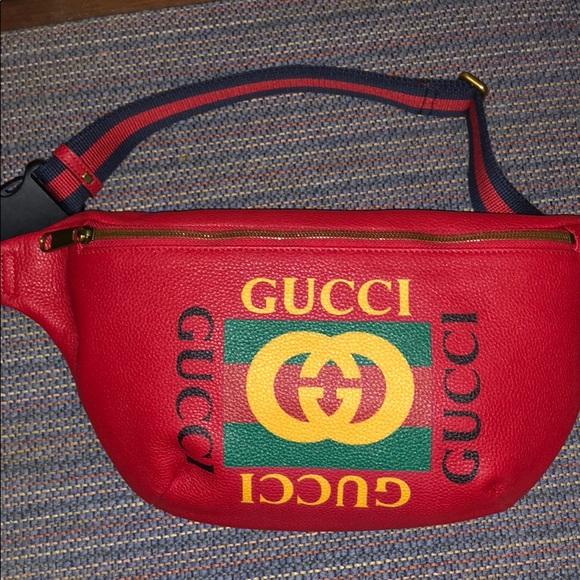 df780e0b9bc4 Gucci Bags | Large Auth Coco Capitan Belt Fanny Pack | Poshmark
